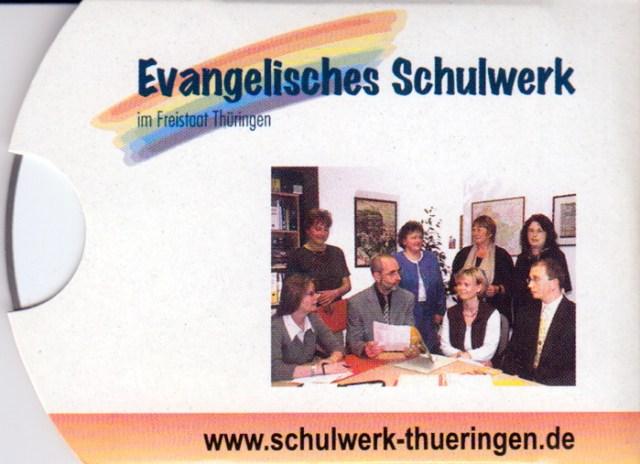 Mini-CD Evangelisches Schulwerk 2001