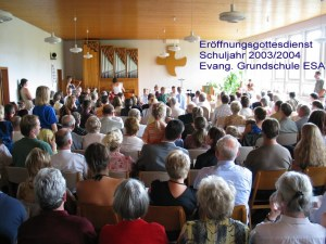 Grundschule Eisenach, Johanniskirche