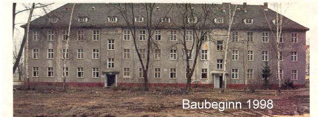 Baubeginn 1998