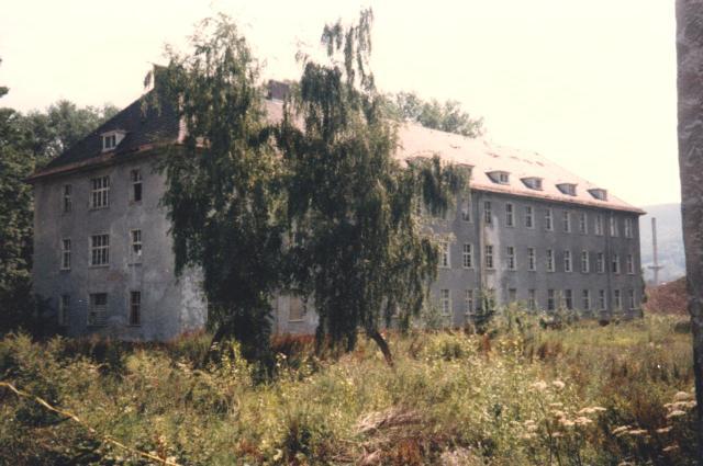 Kaserne 1989, Jena
