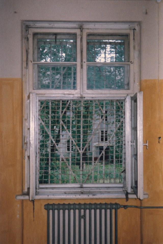 Fenster Kaserne 1998, Jena