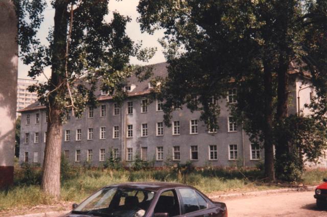 Kaserne 1998, Jena