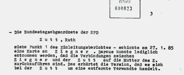 Zutt, Ruth