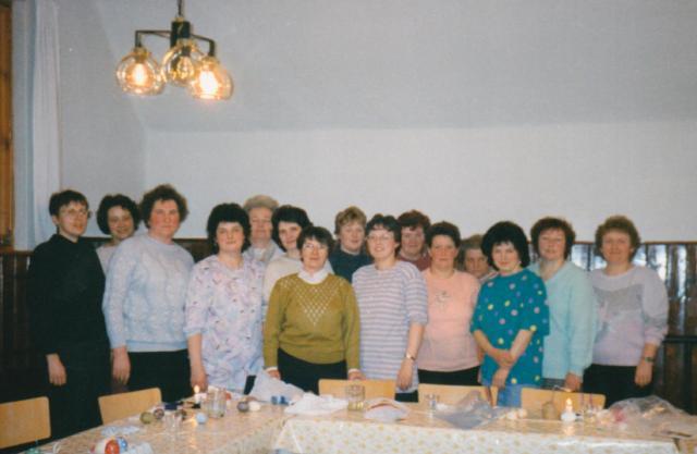 GAW Frauenkreis Crock 1987