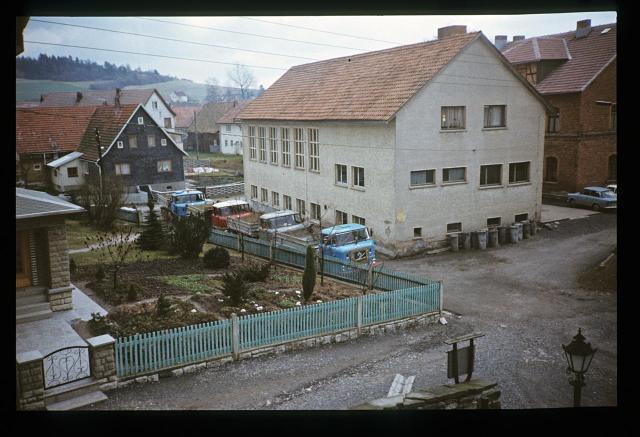 Schulbilder Neubau Schule