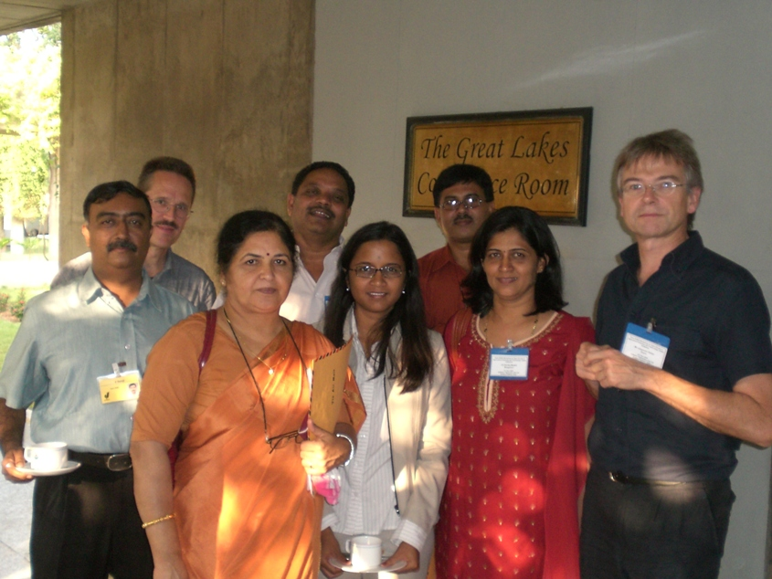 participants in the AGRIS OAI workshop