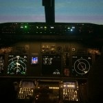 B737NG FBS Cockpit 2