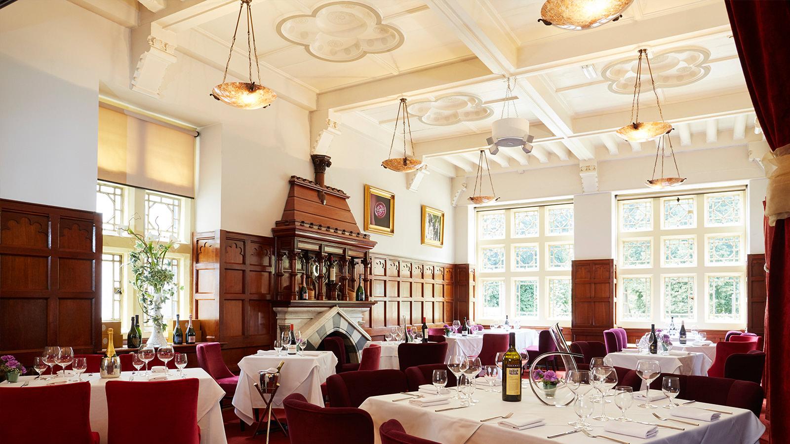 Park House  Fine Dining Restaurant  Cardiff  Cond Nast