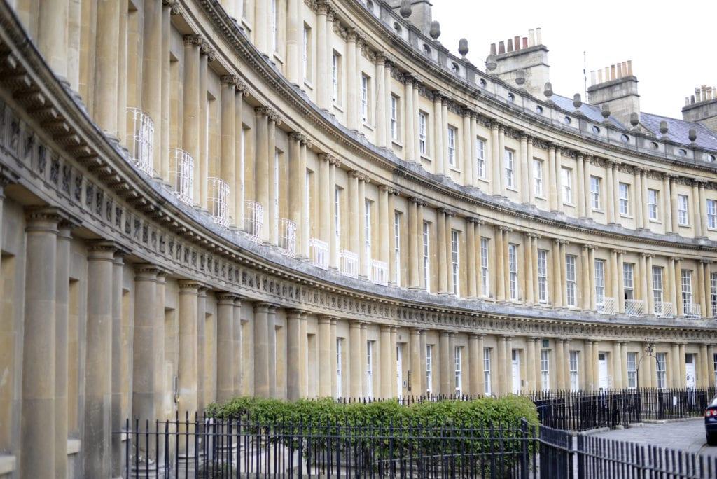 Royal Crescent Bath