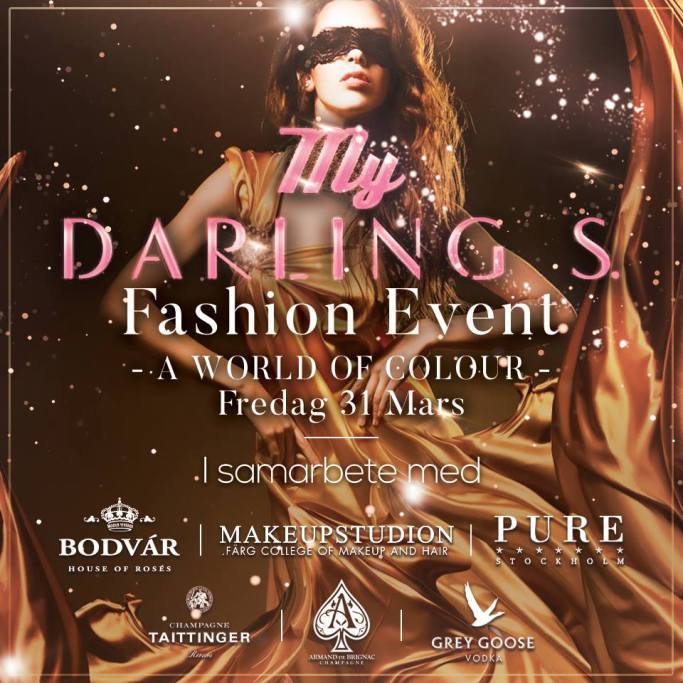 Darling S. Fashion Event at Pure Nightclub Stockholm