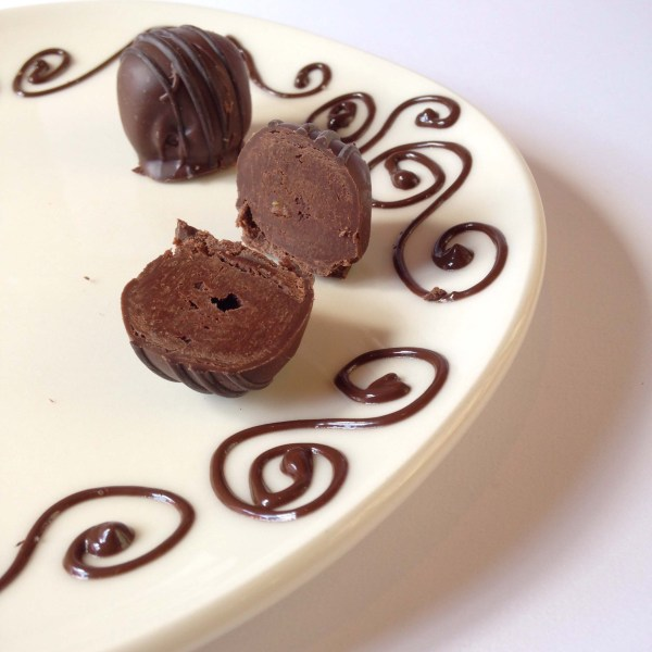 Orange Dark Chocolate Cream