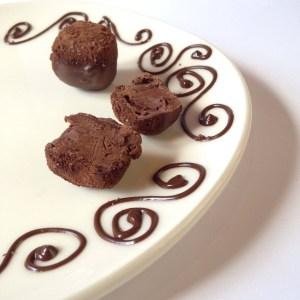 Rum Dark Chocolate Truffle