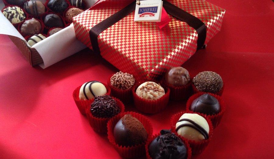 JOHFREJ C&V, chocolates a domicilio CDMX