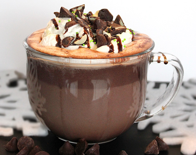 Recipe for a Delicious Hot Cocoa