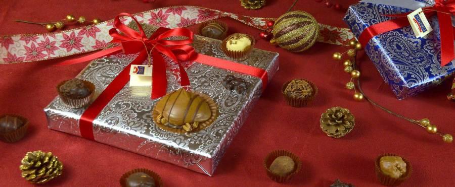 El valor justo de una caja de chocolates para regalar precio