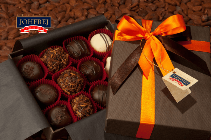 preserving the Aztec and Mayan tradition with each box of artisan chocolates