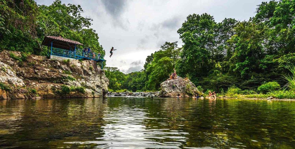 Kalu Yala Jumping