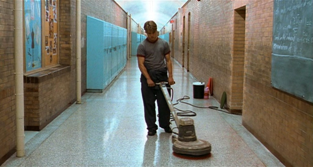 Good Will Hunting Janitor