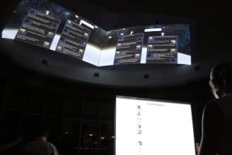 tweets-in-space