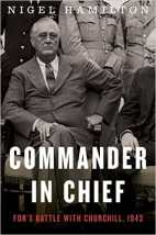 fdr commander in chief
