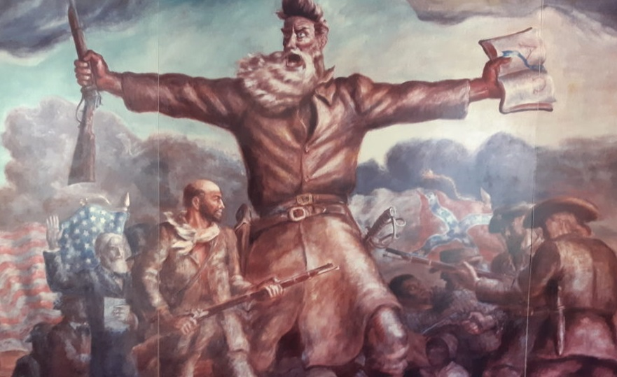 When it comes to John Brown's raid, nothing is black and white