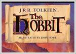 The Hobbit - dust jacket