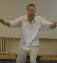 John Kirk - storyteller