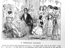 Sketch from 1852: Prodigious Nuisance