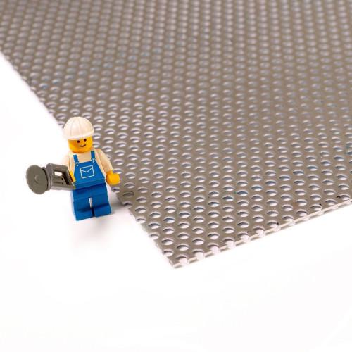 aluminium lochblech 1050a