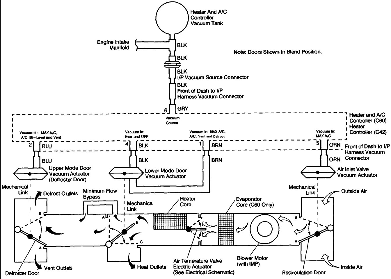 2001 Chevy S10 Vacuum Line Diagram Together With S10