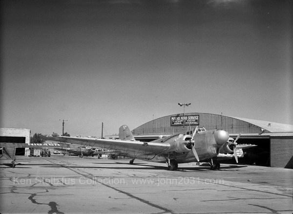 Douglas -18 Bolo Bomber And Information. Aviation