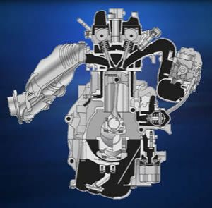 Prius motor