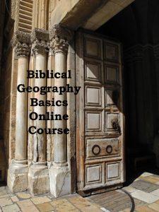 Bible Geography John A. Beck