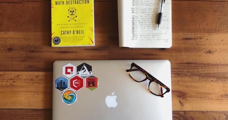 Developer Book Club: Weapons of Math Destruction