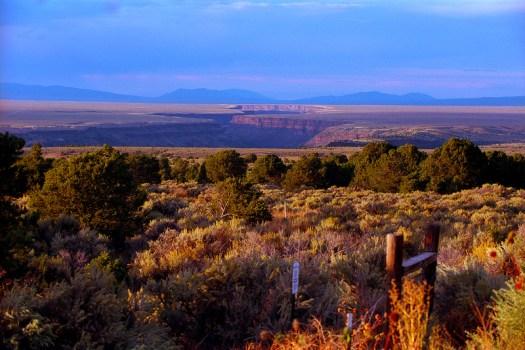 Rio Grande Gorge, Taos, New Mexico (2014)