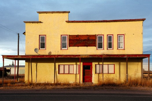 Carpetner, Wyoming (2014)