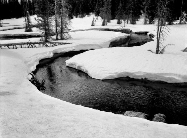 South Brush Creek, Snowy Range, Wyoming