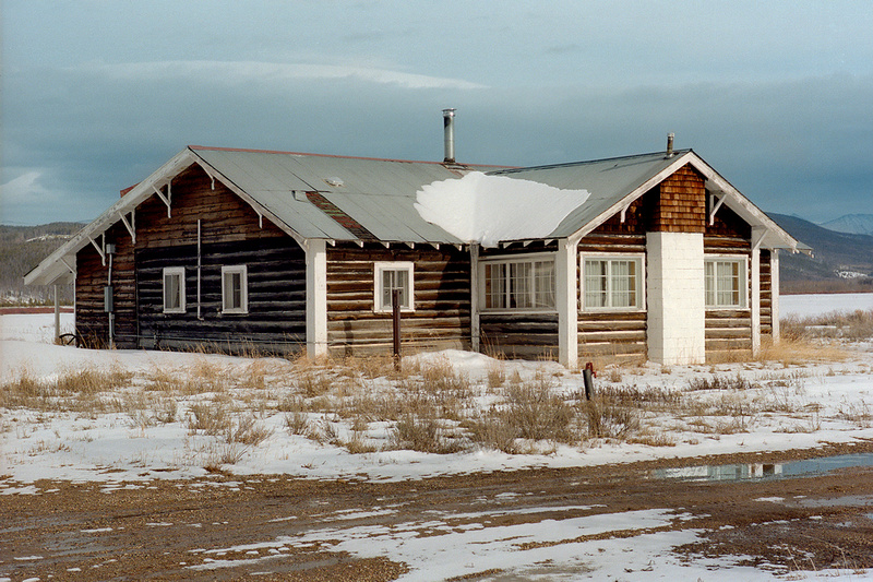 North park home, Jackson County, Colorado (2015)