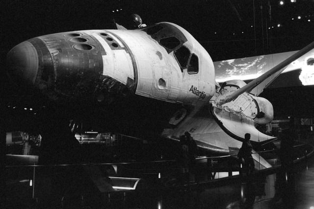Space Shuttle Atlantis, Kennedy Space Center, Titusville, Florida (2015)