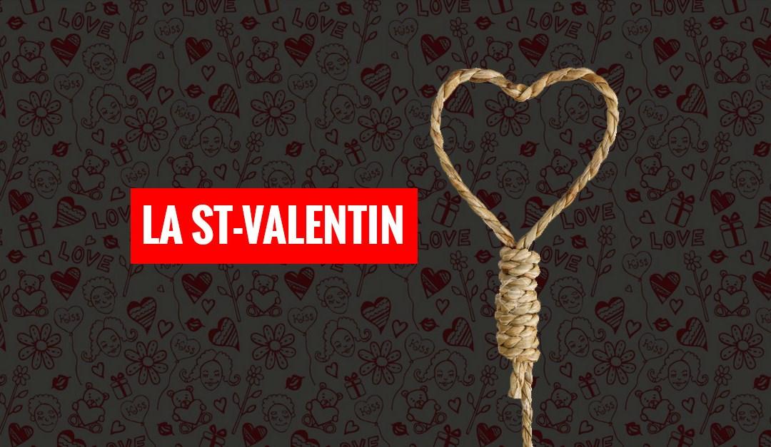 La St-Valentin