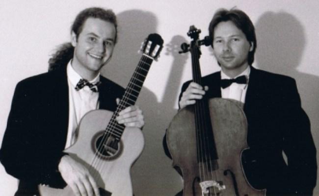 Duo Guitarello John Benz Cellist