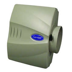 Carrier humidifier from John Betlem Heating and Cooling, inc.