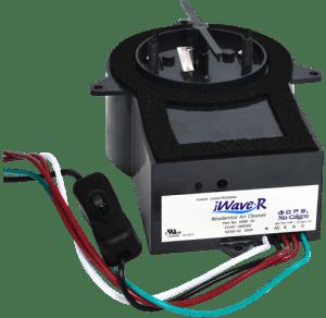 iWave-r air purifier from john betlem hvac
