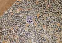 Pebble Shower Floors for Tiled Showers - How-to Install ...