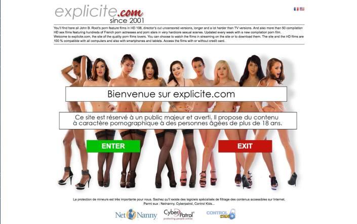 le site explicite.com