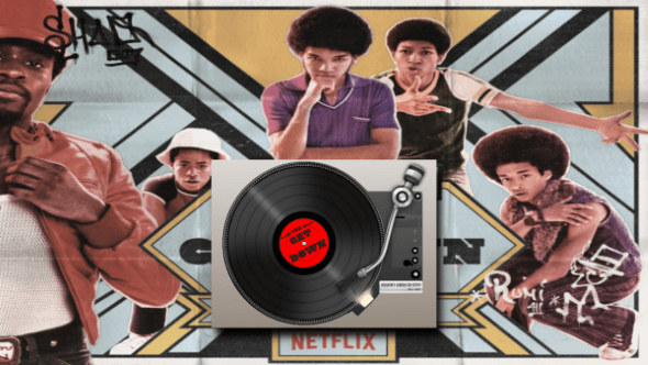 The Get Down screen 1