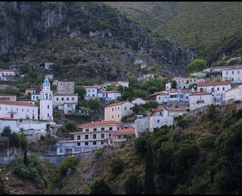 Hills of Dhermi