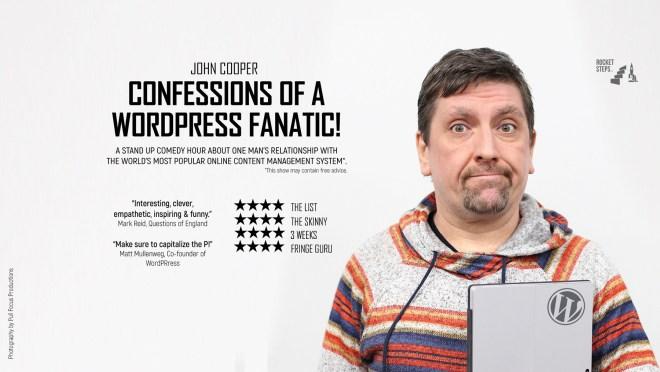 John Cooper- Confessions of a WordPress fanatic