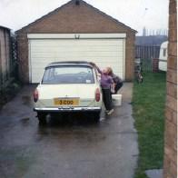 John Cooper training begins on starting at the bottom of the motortrade circa 1975