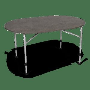 Kampa Dometic Zero Concrete Oval Table – Dometic Tables